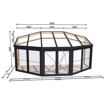 wintergarten designer 7 standard - Wintergartendesigns